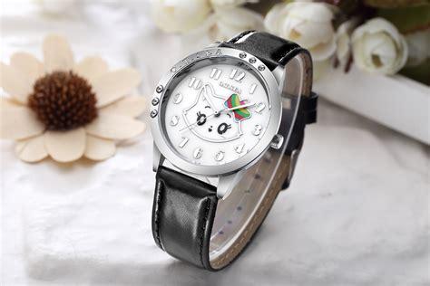Jam Tangan Lucu o t sea jam tangan lucu wanita black jakartanotebook