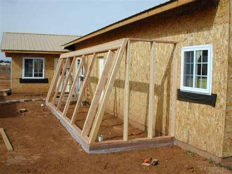 house construction page  simple greenhouse