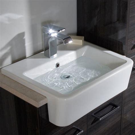 bathroom countertop basin units roper rhodes hton 600mm semi countertop unit mocha