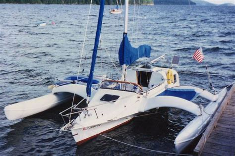 trimaran houseboat 40 of the best catamarans and trimarans ever catamaran