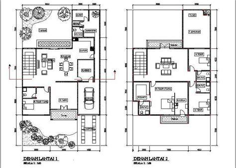 desain dapur 2 x 4 desain dan denah rumah minimalis ukuran 8 x 10 meter