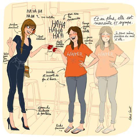 illustration illustratrice humour lesmeufs jalouse - Jalousie Humour