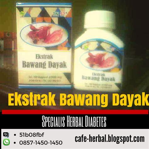 Alychin Kapsul Ekstrak Umbi Bawang Dayak khasiat kapsul bawang dayak sebagai herbal anti diabetes
