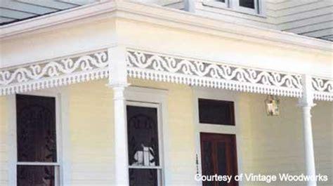 Decorative Porch Trim vintage porch parts exterior house trim front porch ideas