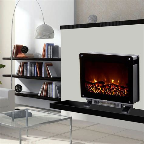 warm house electric fireplace warm house dallas 22 in electric fireplace in black dsf