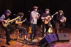Irish Celtic Music Bands