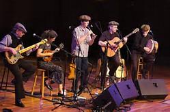 Irish Music Bands