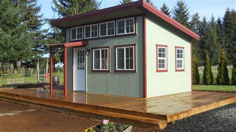 socal prefab guest cottages modern house plan