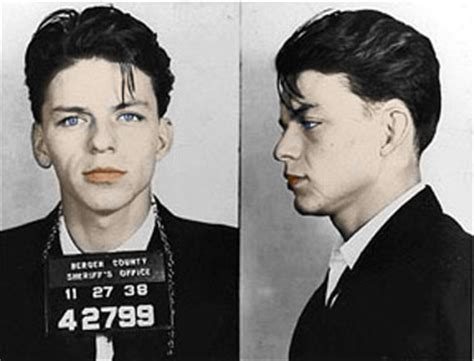 Frank Sinatra Criminal Record Francis Albert Sinatra Criminal Record Flickr Photo