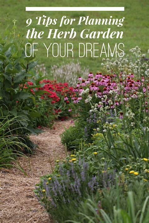 herb gardens 9 tips to the garden of your dreams chestnut school of