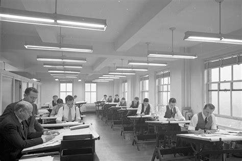 nj home design studio inside an industrial design studio in the 1940s rare