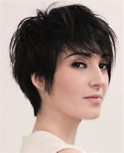 Another trendy model for women in 2013 short haircuts are the new