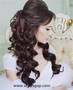 Best amp latest eid hairstyles 2016 2017 for women 12