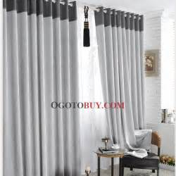 Grey And White Blackout Curtains Grey Linen Blackout Curtains Begenn