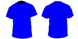 Desain Baju Polos