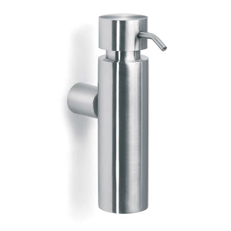 soap dispensers for bathrooms bathroom accessories blomus duo wall mounted soap
