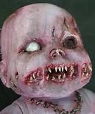 Creepy Scary Baby Dolls
