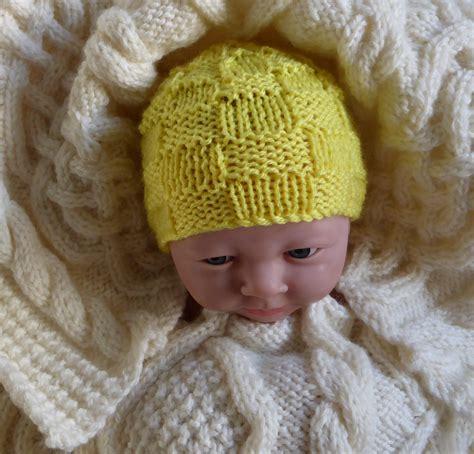 bonnie babies knitting patterns knitting patterns knitted beanie patterns for babies