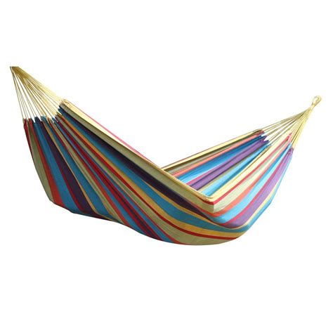 Brazil Hammock shop vivere style tropical fabric hammock at lowes