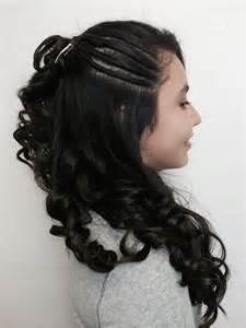 Peinado con rizos para ni 241 a youtube