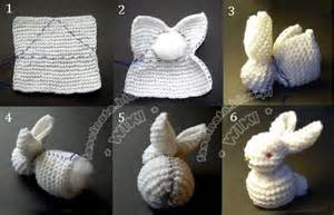 To make such an adorably soft bunny rabbit out of nothing but a simple