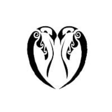 tribal penguin tattoos penguin penguins friends tattoos