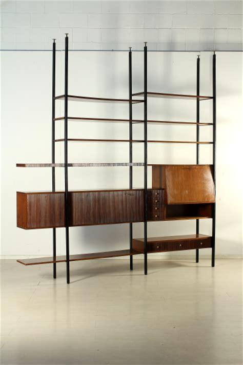 libreria pime libreria anni 50 60 mobilio modernariato dimanoinmano it