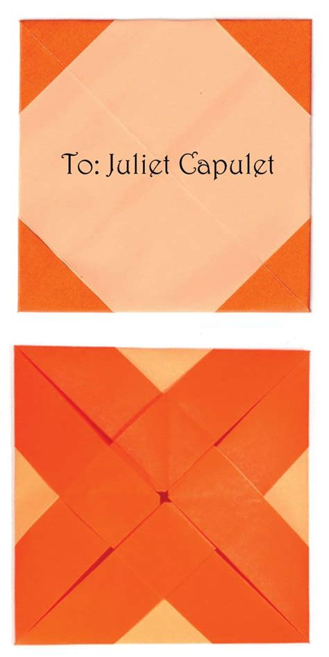 Origami Letter - 17 best images about origami envelope tatoo on