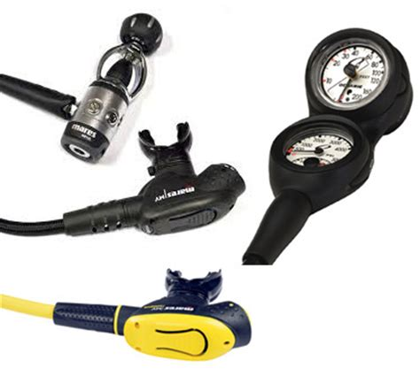 mares dive equipment mares mv viper regulator package regulator packages