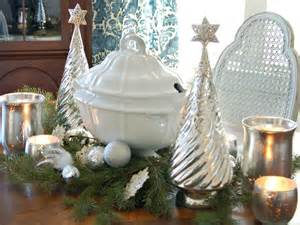 silver table centerpieces entertaining ideas themes for every occasion hgtv
