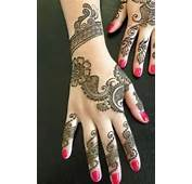 Rock Your Hands With These Latest Mehndi Designs  Images Photos