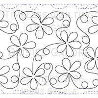 flower doodle quilt pattern doodles clip zentangle stitchery patterns on