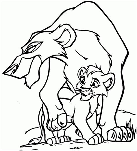 lion king coloring pages best coloring pages for kids lion king coloring pages best coloring pages for kids
