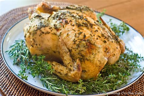 Barefoot Contessa Divorce by Herbed Roasted Chicken