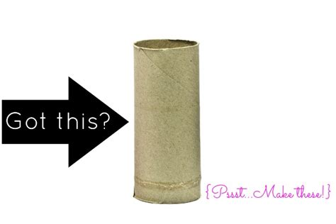 Recycle Toilet Paper Rolls Crafts - 12 toilet paper roll crafts for recycle toilet
