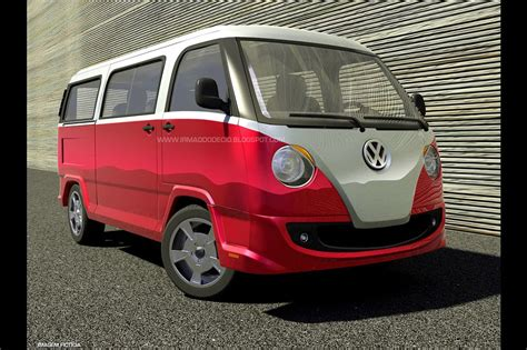 volkswagen minivan 2015 2015 vw transporter is a thing of beauty autoevolution