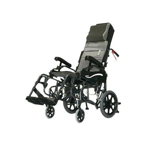 Tilt And Recline Manual Wheelchair by Karman Healthcare Tilt In Space Foldable Manual Wheelchair