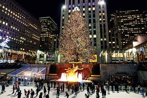 weihnachtsmarkt new york rockefeller christmas so wird weihnachten weltweit gefeiert urlaubsguru de