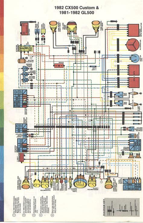honda gl500 wiring diagram get free image about wiring