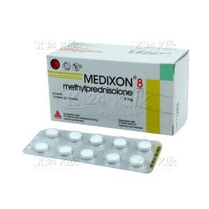 Harga Efek Me 80 Terbaru jual beli medixon 8mg tablet kortikosteroid