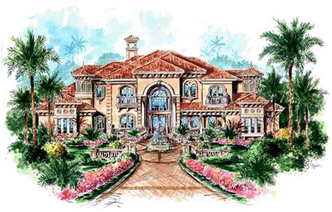 house plans in florida house plan 60481 at familyhomeplans com