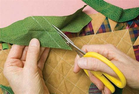 How To Join Quilt Binding by Quilt Binding Joining The Ends Quilting