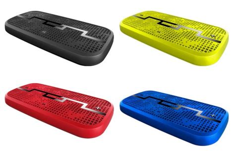 Motorola SOL Republic Deck Bluetooth Speaker w/ NFC