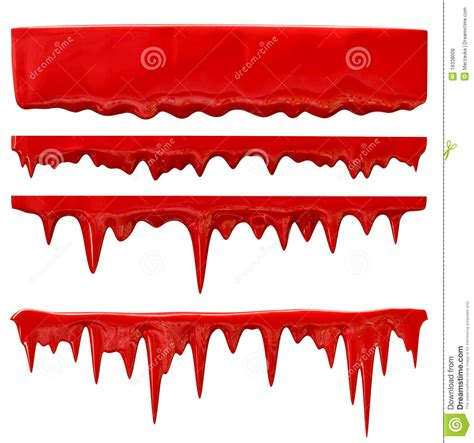 blood red paint blood or red paint royalty free stock photos image 18338008