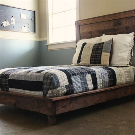 awesome diy platform bed designs  family handyman