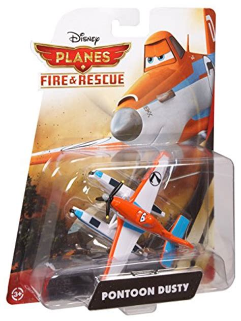 Planes Rescue Maru Die Cast 3 disney planes and rescue racing dusty with pontoons die cast vehicle 885982049236