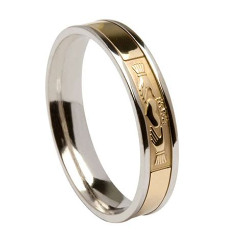claddagh ring wedding band different navokal