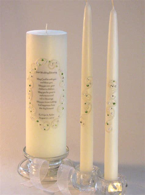 Wedding Candles by Celtic Attic Wedding Candles Claddagh Unity Altar