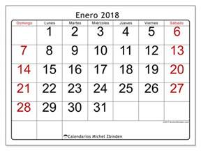 Calendario 2018 De Colombia Calendario Para Imprimir Enero 2018 Emericus Colombia