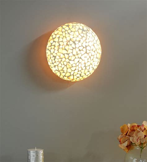 the brighter side shell ceiling light by the brighter side